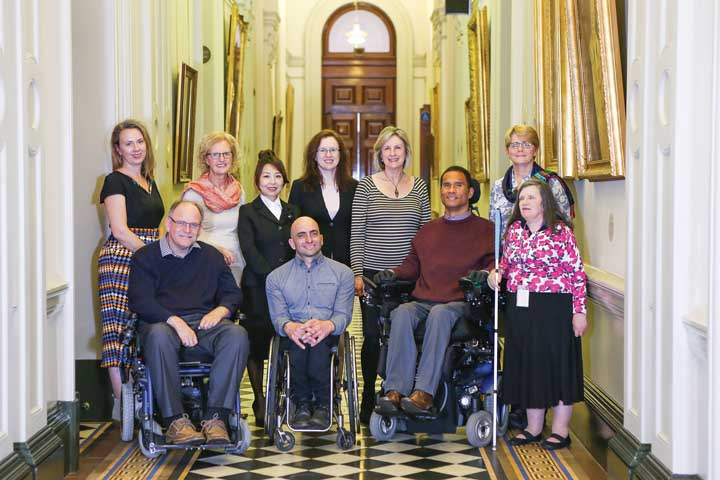 City of Sydney Inclusion (Disability) Advisory Panel
